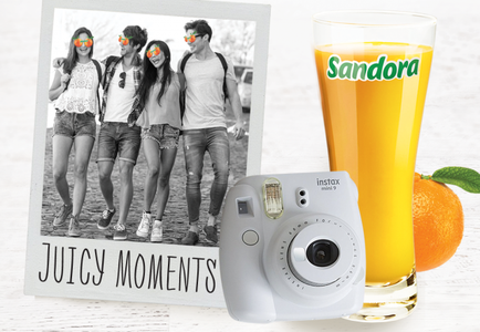 Акция  «EgoЇсти» Акция EgoЇсти: Juicy Moments
