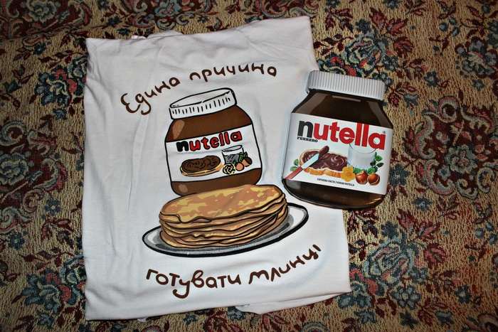 "Приз акции Nutella Nutella ""FUN-club"""